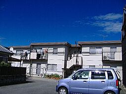 コーポマツムラA・B棟[1階]の外観