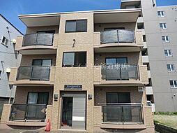 北海道札幌市東区北四十二条東6丁目の賃貸マンションの外観