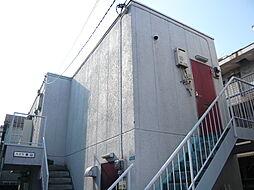 ハイツ秋山[102号室]の外観
