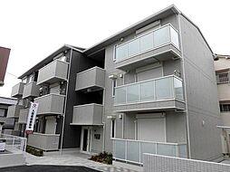 大阪府東大阪市末広町の賃貸アパートの外観
