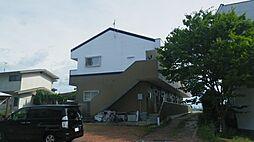 坂井ハイツB[205号室]の外観