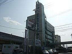 ユウパレス穴田[5階]の外観