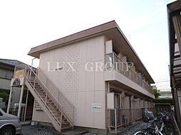 東京都青梅市新町1丁目の賃貸マンションの外観