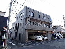 神奈川県横浜市磯子区久木町の賃貸マンションの外観