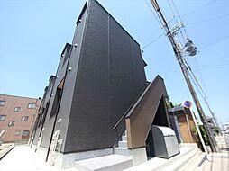 愛知県名古屋市守山区新守町の賃貸アパートの外観