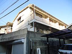 兵庫県神戸市長田区高東町1丁目の賃貸アパートの外観