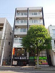 兵庫県尼崎市南武庫之荘1丁目の賃貸アパートの外観