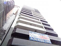 プレサンス堺筋本町駅前シェル[302号室]の外観
