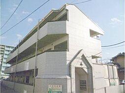 コーポ甘利[2階]の外観