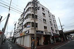 愛知県名古屋市瑞穂区惣作町1丁目の賃貸マンションの外観