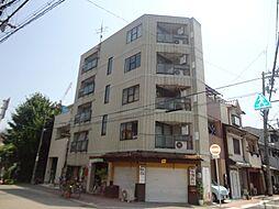 大阪府大阪市阿倍野区阪南町7丁目の賃貸マンションの外観