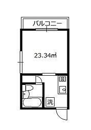 メゾン・アトレ[1階]の間取り