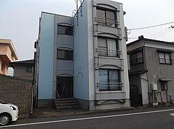 新潟県新潟市中央区幸西3丁目の賃貸マンションの外観