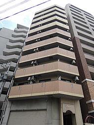 アマノール本田[6階]の外観