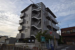 ベルエール天美[5階]の外観