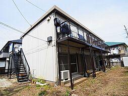 コーポ東中新宿[101号室]の外観