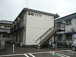 高崎ハイツ[2階]の外観