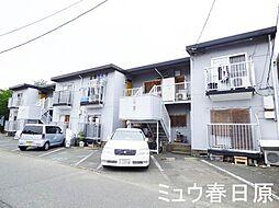 福岡県春日市桜ヶ丘5丁目の賃貸マンションの外観