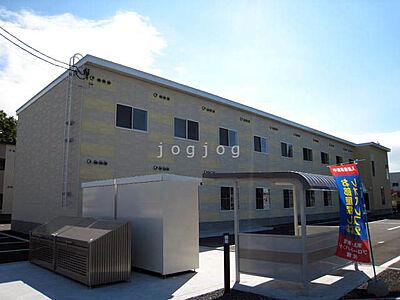外観,1K,面積23.18m2,賃料3.3万円,バス くしろバス西郵便局前下車 徒歩4分,,北海道釧路市鳥取南7丁目2-18