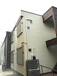 神奈川県横浜市南区中島町2丁目の賃貸アパートの外観