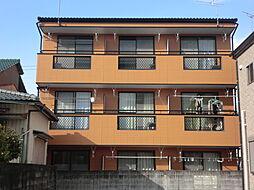 高知県高知市塩田町の賃貸アパートの外観