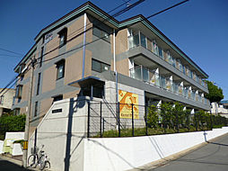 Racross桃山[101号室]の外観