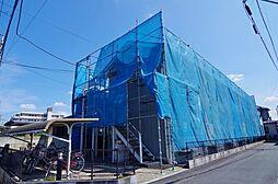 レオパレスWILL[2階]の外観