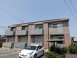 三重県鈴鹿市須賀3丁目の賃貸アパートの外観