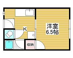 湊駅 2.5万円