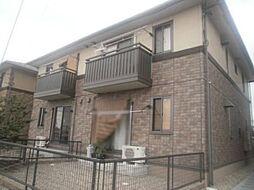リビングタウン下奈良 B[1階]の外観
