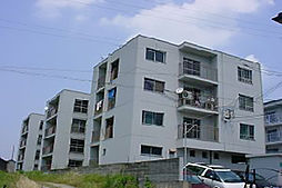 サンライズイナヤマB棟[2階]の外観