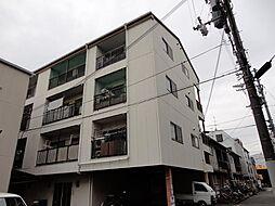 カトレヤマンション[2階]の外観