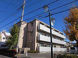 埼玉県蕨市北町4丁目の賃貸アパートの外観