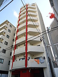 ラパンジール四天王寺東[8階]の外観