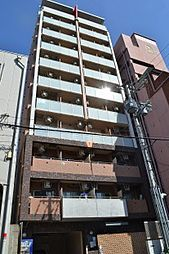 CQレジデンス大阪WEST[702号室]の外観