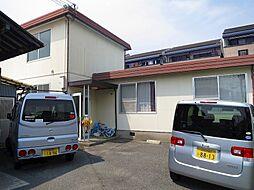 大阪府茨木市蔵垣内3丁目の賃貸アパートの外観