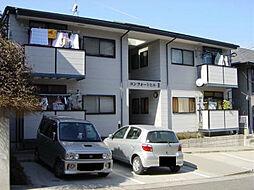 鹿児島県鹿児島市伊敷台1丁目の賃貸アパートの外観