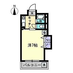 AXIA-SHIDO〜アクシアシド〜[2-506号室]の間取り
