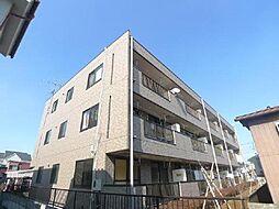 濱島マンション[1階]の外観