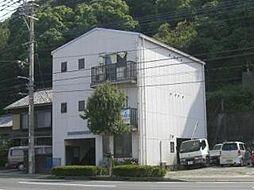 田住コーポ[302号室]の外観