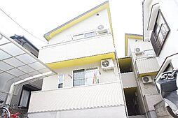 千葉県船橋市山手3丁目の賃貸アパートの外観