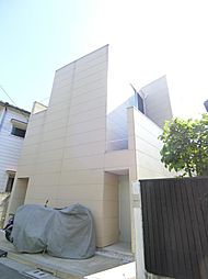 TRIPLETTE[2階]の外観
