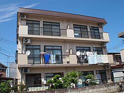 栃木県宇都宮市双葉1丁目の賃貸マンションの外観