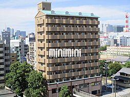 現代ハウス新栄[11階]の外観