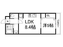 龍谷大前深草駅 7.2万円