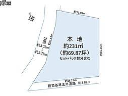 所沢市大字荒幡