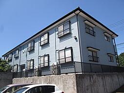 新潟県新潟市中央区山二ツ5丁目の賃貸アパートの外観