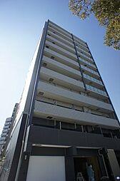 エスリード阿波座シティーウエストII[10階]の外観
