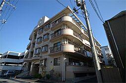 広島県広島市西区草津新町2丁目の賃貸マンションの外観