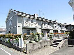 愛知県知多市八幡新町2丁目の賃貸アパートの外観